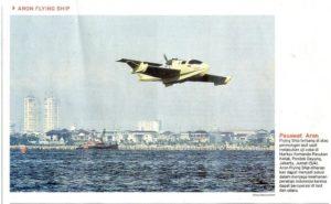 Aron Flying Ship 6