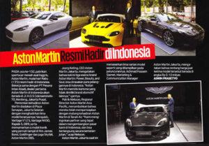 Aston Martin Jakarta, PT. 7