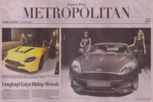 Aston Martin Jakarta, PT. 2