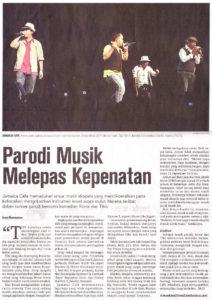 Berlian Entertainment, PT. 17