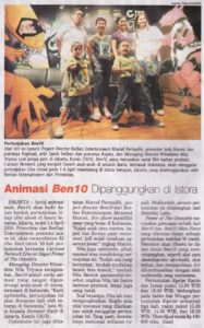 Berlian Entertainment, PT. 79