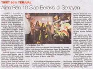 Berlian Entertainment, PT. 32