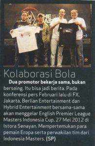 Berlian Entertainment, PT. 39
