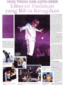 Berlian Entertainment, PT. 31