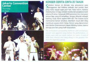 Berlian Entertainment, PT. 40