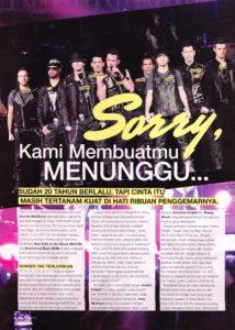 Berlian Entertainment, PT. 23