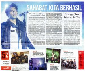 Berlian Entertainment, PT. 33