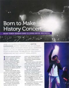 Berlian Entertainment, PT. 74