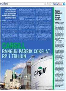 Cargil Indonesia, PT. 5