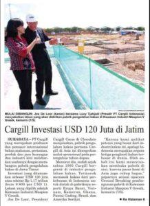 Cargil Indonesia, PT. 3