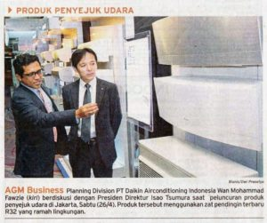 Daikin Airconditioning Indonesia , PT. 4