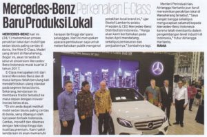 Mercedes-Benz Distribution Indonesia, PT. 31