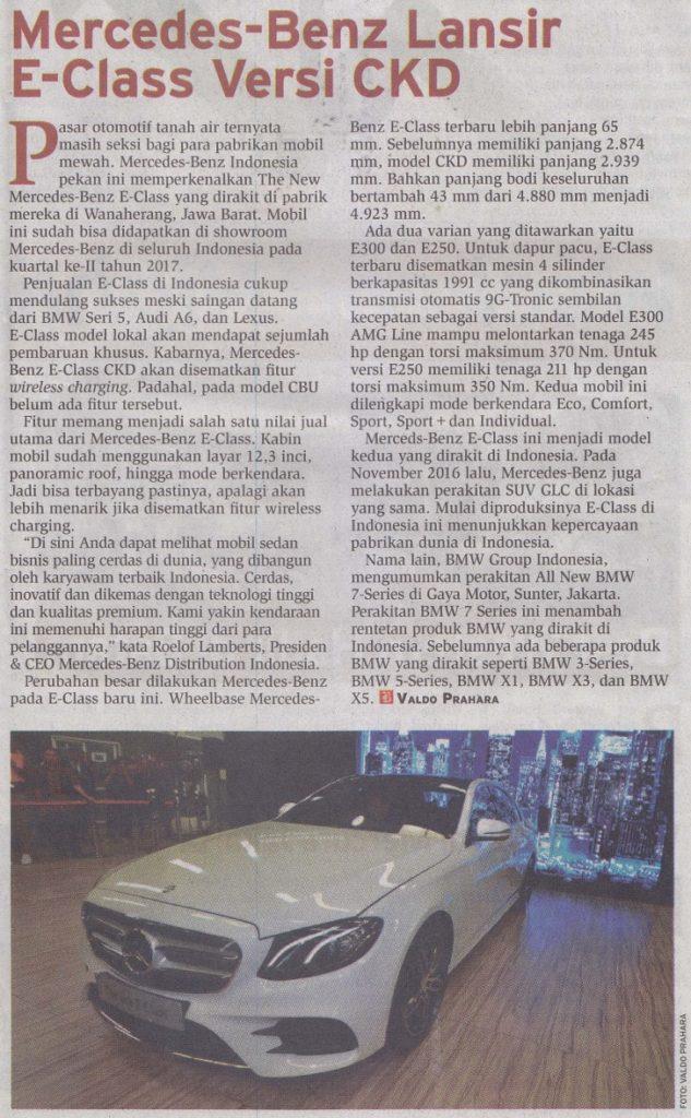 Mercedes Benz,Indonesia International Motor Show,Body & Paint Centre