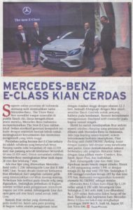 Mercedes-Benz Distribution Indonesia, PT. 8