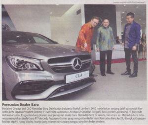 Mercedes-Benz Distribution Indonesia, PT. 28
