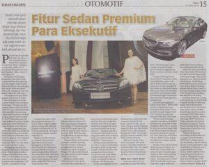 Mercedes-Benz Distribution Indonesia, PT. 40