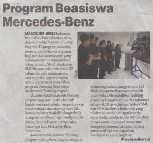 Mercedes-Benz Distribution Indonesia, PT. 34