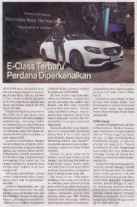 Mercedes-Benz Distribution Indonesia, PT. 9
