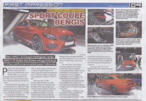 Mercedes-Benz Distribution Indonesia, PT. 30