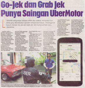 Uber Indonesia Technology, PT. 4